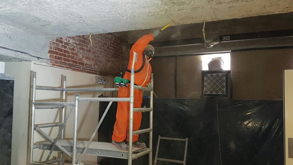 asbestos garage removal | asbestos roof removal perth